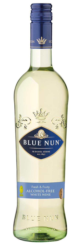 Blue Nun White Alcohol-Free 75cl