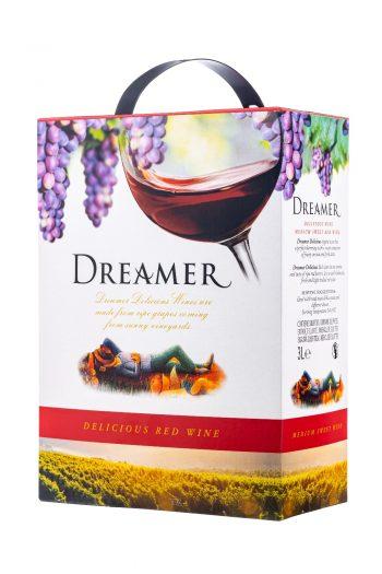 Dreamer Delicious Red 300cl BIB