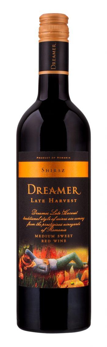 Dreamer Late Harvest Shiraz 75cl