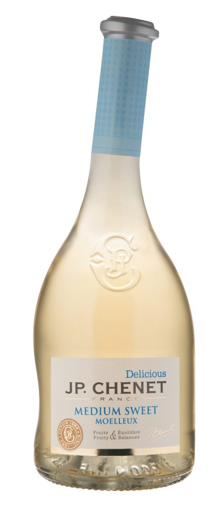 J.P.Chenet White Medium Sweet 75cl