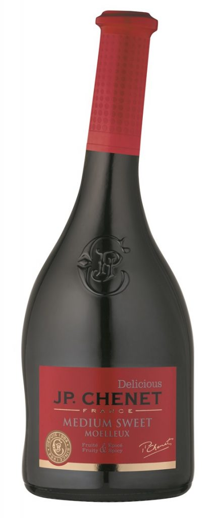 J.P.Chenet Red Medium Sweet 75cl