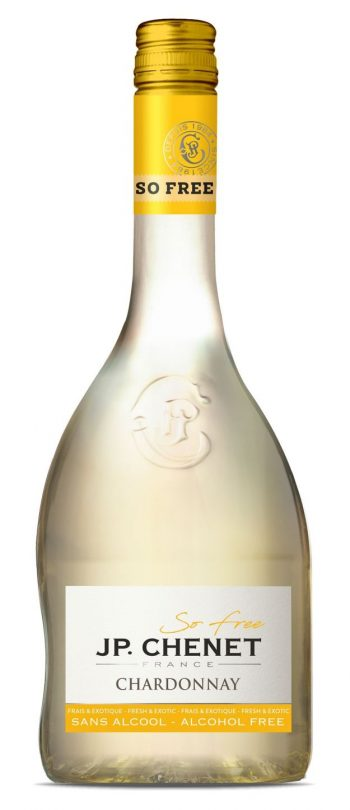 J.P.Chenet So Free Chardonnay Alcohol-Free 75cl