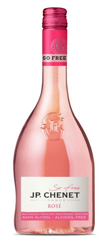 J.P.Chenet So Free Rose Alcohol-Free 75cl
