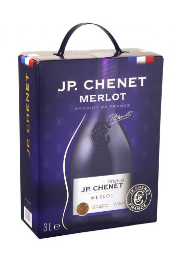 J.P.Chenet Merlot 300cl BIB
