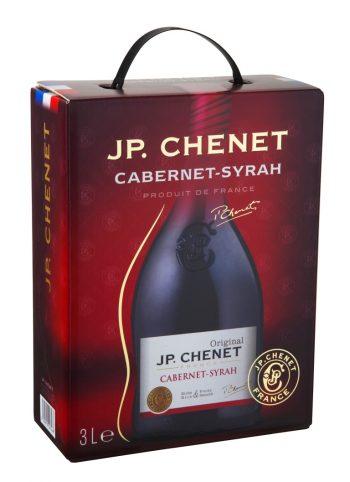 J.P.Chenet Cabernet-Syrah 300cl BIB