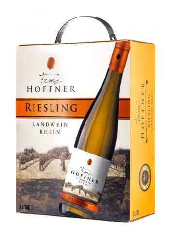 Franz Hoffner Riesling Rhein 300cl BIB