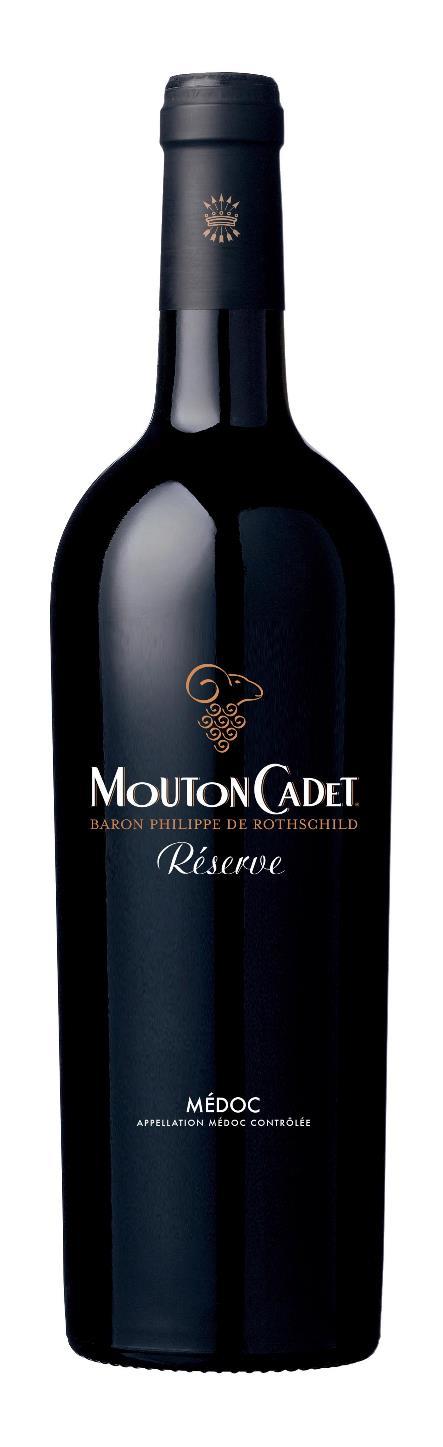 Rothschild Mouton Cadet Medoc 75cl