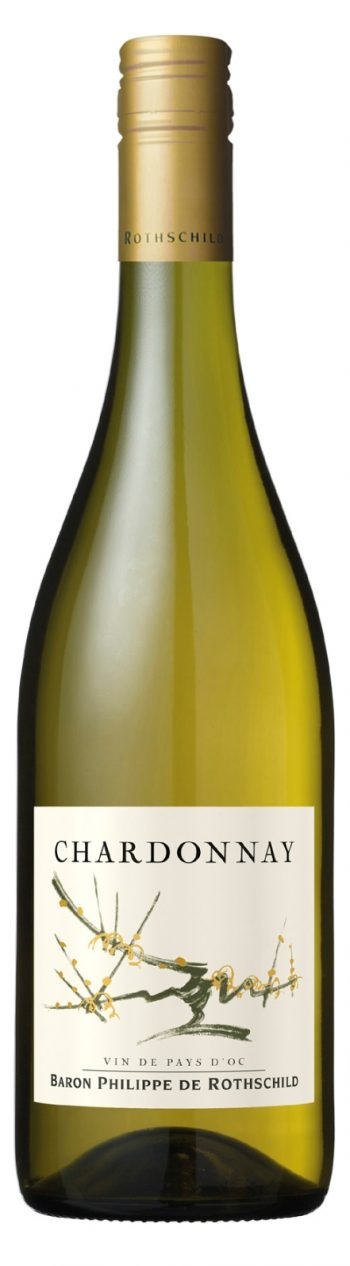 Rothschild Chardonnay Pays d'Oc 75cl