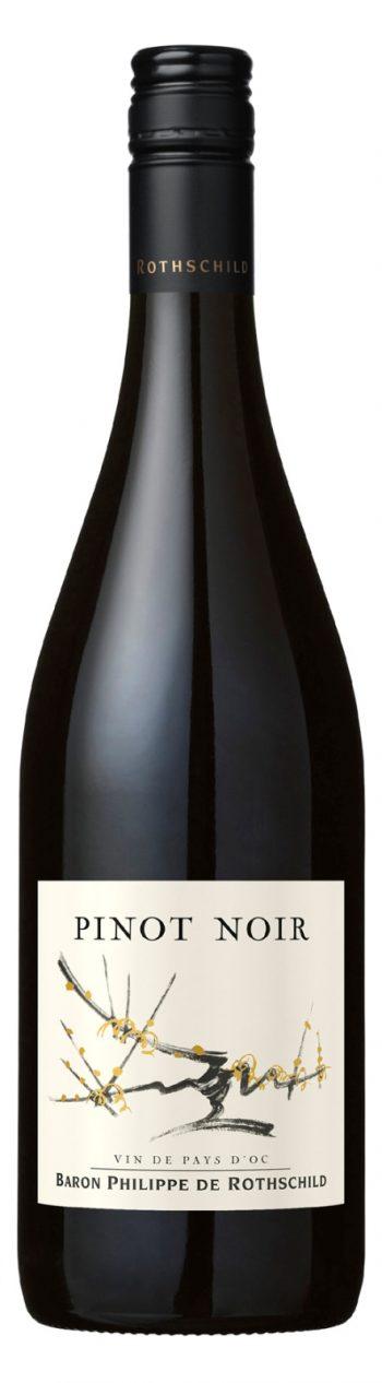Rothschild Pinot Noir Pays d'Oc 75cl