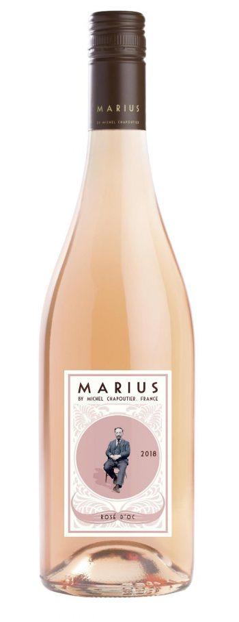 Chapoutier Marius Rose 75cl