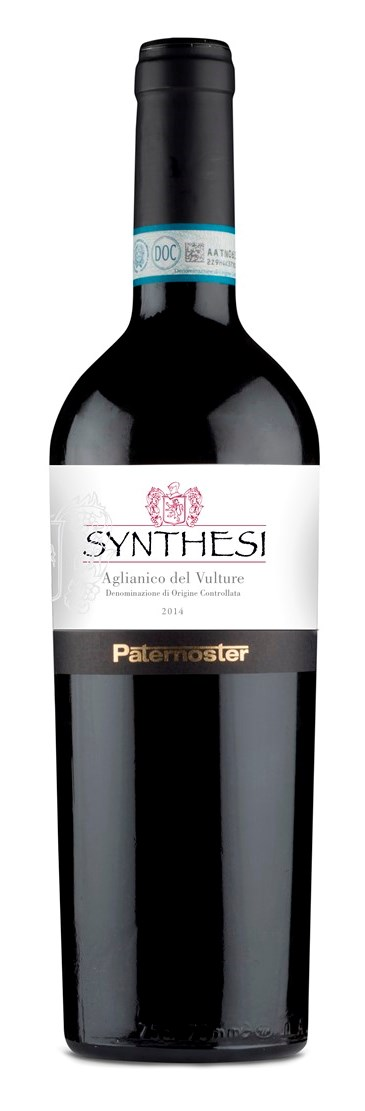 Tommasi Paternoster Synthesi Aglianico 75cl