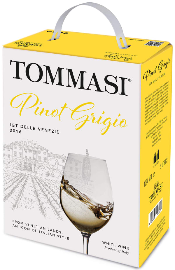 Tommasi Pinot Grigio 300cl BIB