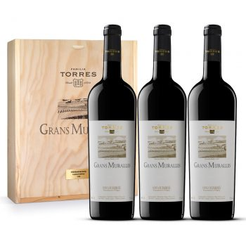 Torres Grans Muralles 3*75cl giftbox