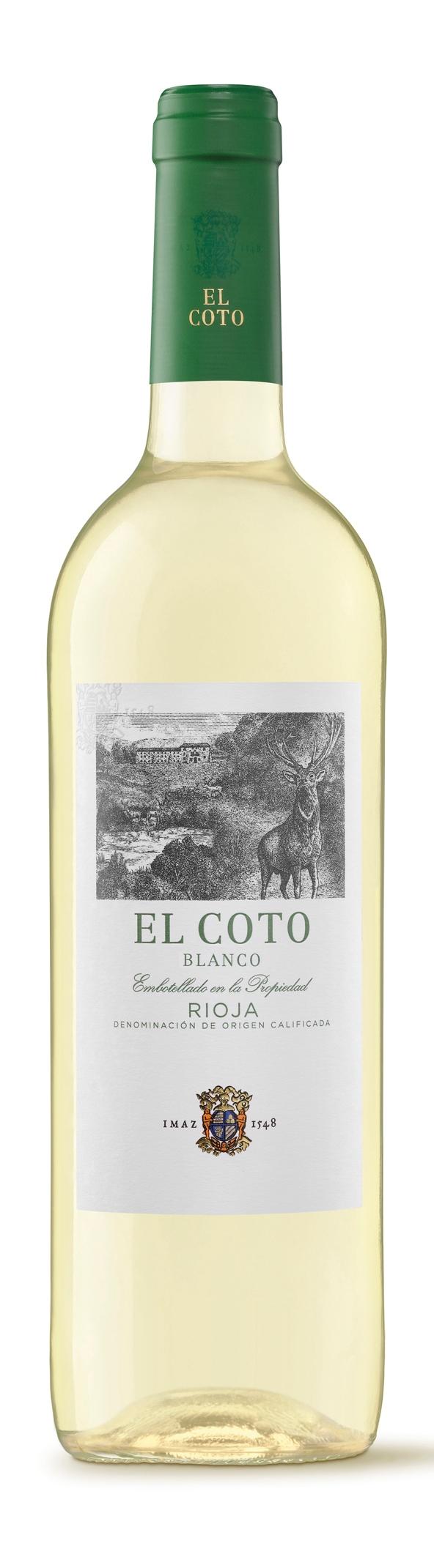 El Coto Blanco 75cl