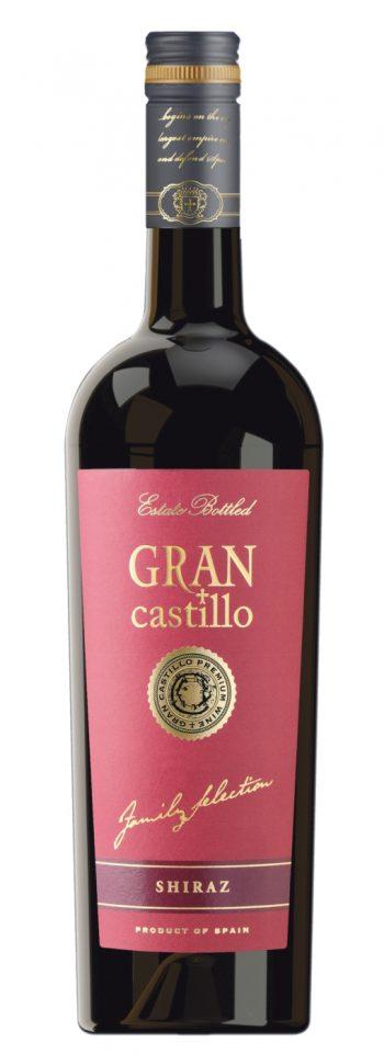 Gran Castillo Selection Shiraz 75cl