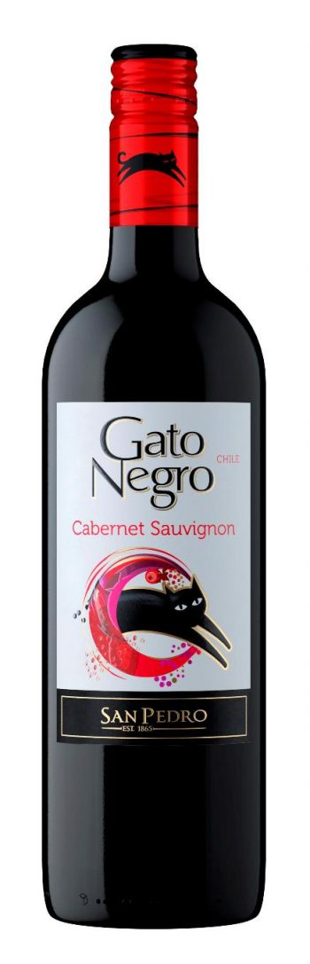 Gato Negro Cabernet Sauvignon 75cl
