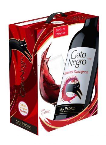 Gato Negro Cabernet Sauvignon 300cl BIB