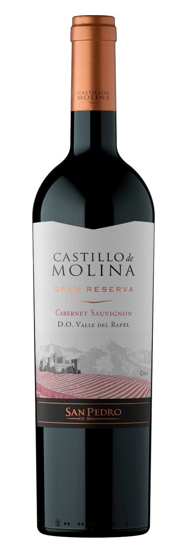 Castillo de Molina Reserva Cabernet Sauvignon 75cl