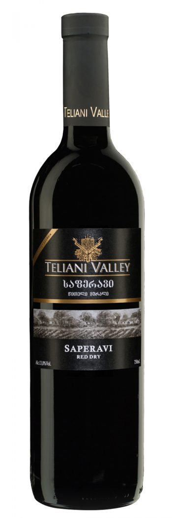 Teliani Valley Saperavi 75cl