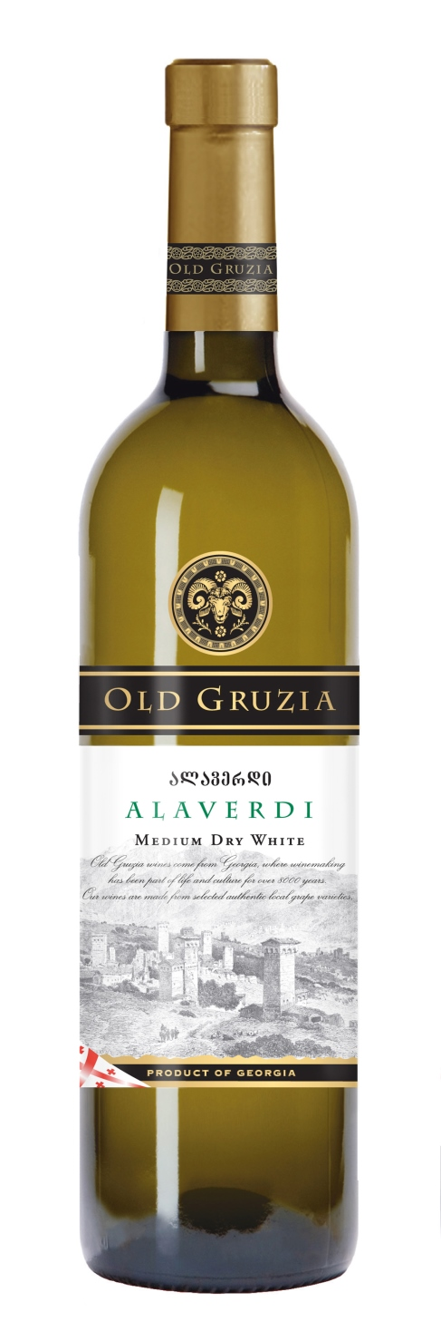 Old Gruzia Alaverdi White 75cl