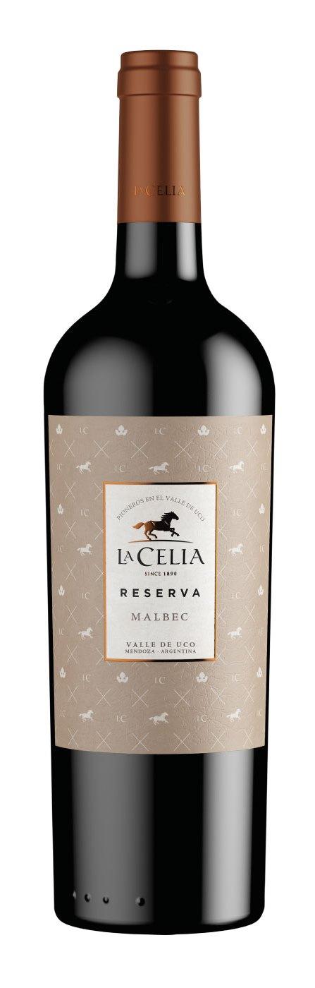 La Celia Reserva Malbec 75cl