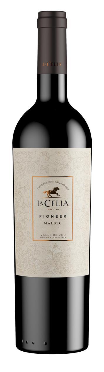 La Celia Pioneer Malbec 75cl