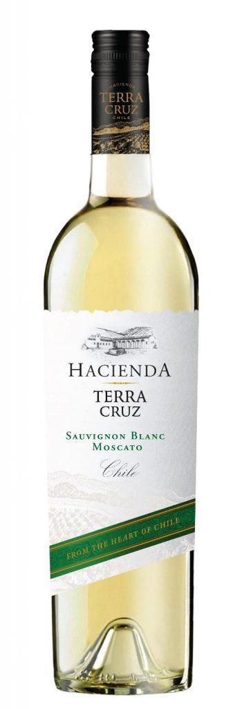 Terra Cruz Sauvignon Blanc Moscato 75cl