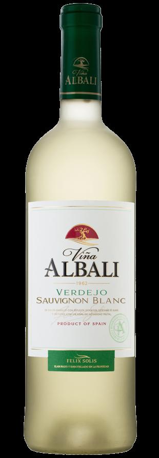 Vina Albali Verdejo Sauvignon Blanc 75cl