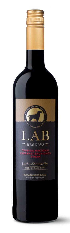 LAB Vinho Regional Lisboa Red Reserva 75cl