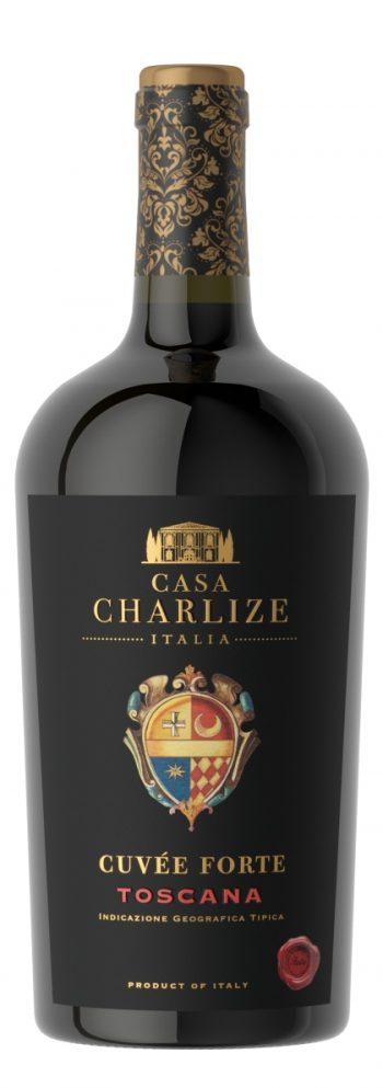 Casa Charlize Cuvée Forte Toscana Rosso IGT 75cl