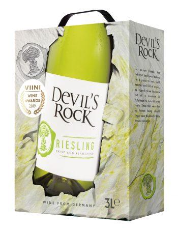 Devil's Rock Riesling 300cl BIB
