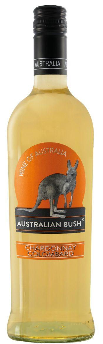 Australian Bush Chardonnay-Colombard 75cl