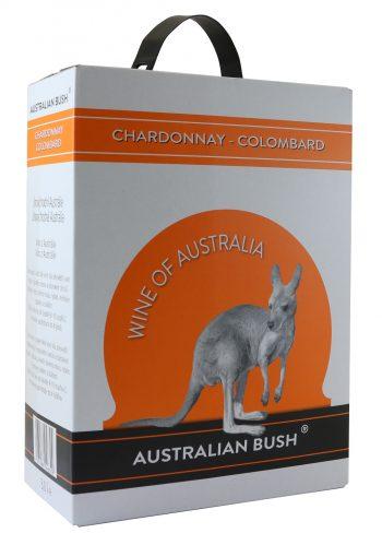Australian Bush Chardonnay-Colombard 300cl BIB