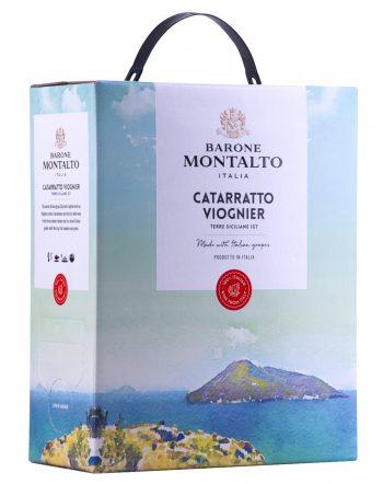 Barone Montalto Catarratto-Viognier 300cl BIB