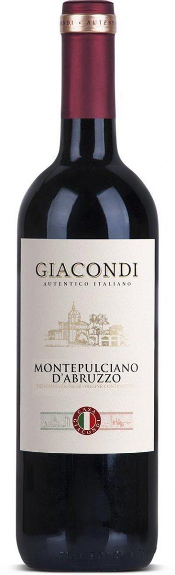Giacondi Montepulciano d'Abruzzo 75cl