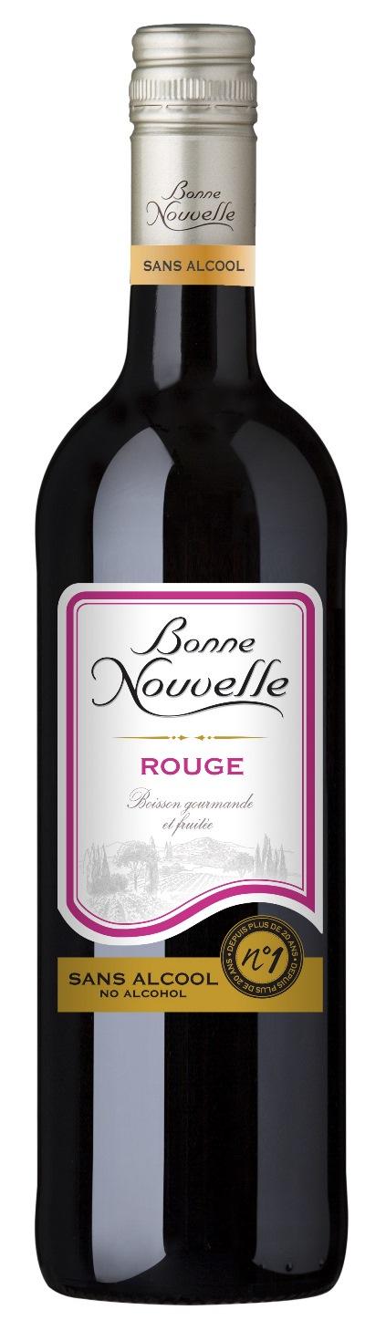 Bonne Nouvelle Rouge Alcohol-Free 75cl