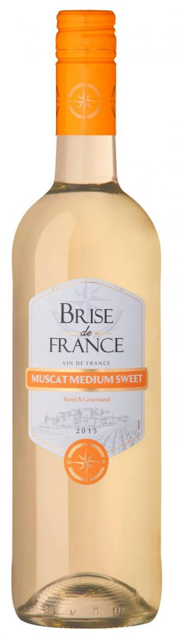 Brise de France Muscat Medium Sweet 75cl