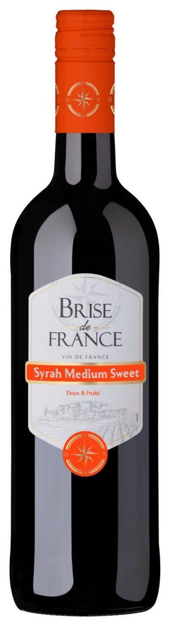 Brise de France Syrah Medium Sweet 75cl