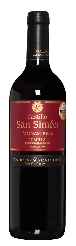 Castillo San Simon Red Monastrell 75cl