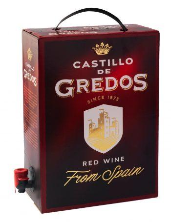 Castillo de Gredos Tinto 300cl BIB