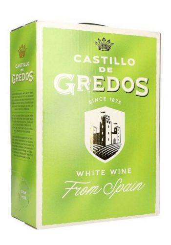 Castillo de Gredos Blanco 300cl BIB
