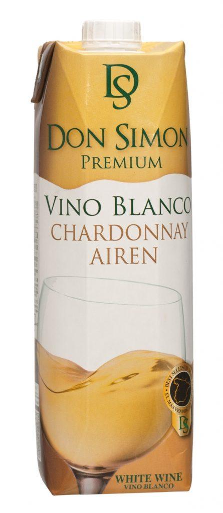 Don Simon Premium Chardonnay Airen 100cl tetra