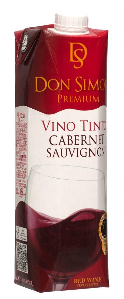 Don Simon Premium Cabernet Sauvignon 100cl tetra