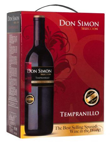 Don Simon Seleccion Tempranillo Tinto 300cl BIB