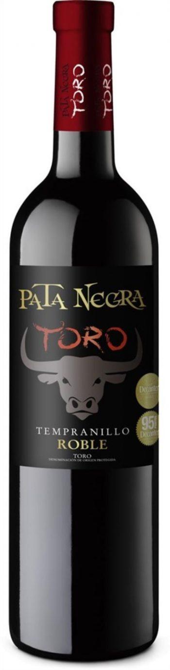 Pata Negra Toro Roble 75cl