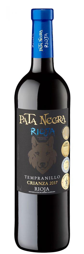 Pata Negra Rioja Crianza 75cl