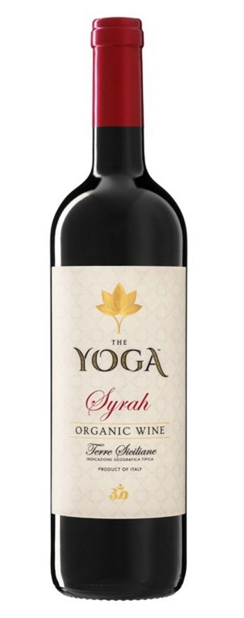 Yoga Terre Siciliane Syrah Organic 75cl