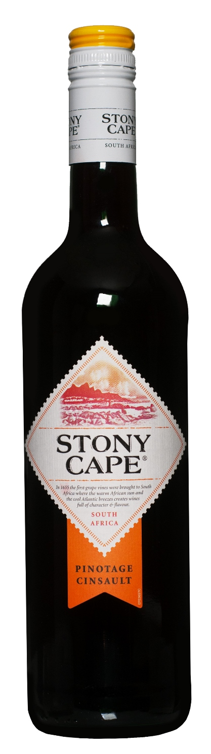 Stony Cape Pinotage Cinsault 75cl