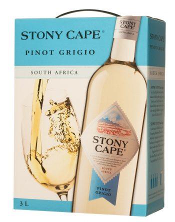 Stony Cape Pinot Grigio 300cl BIB