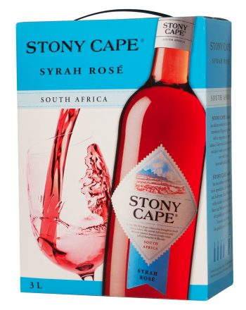 Stony Cape Syrah Rose 300cl BIB